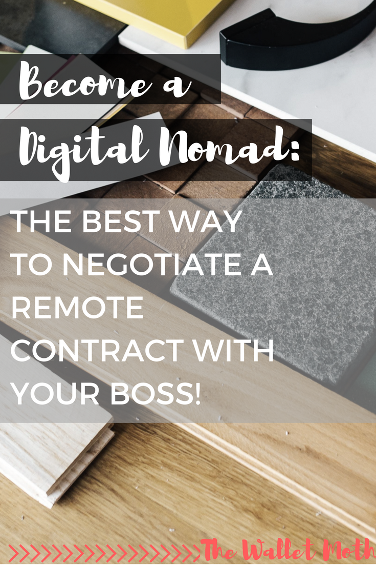 How to Negotiate a Remote Work Policy with Your Current