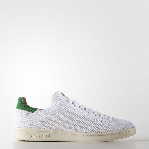 timeless design 32e9d c8a1c Stan Smith Primeknit Shoes - White