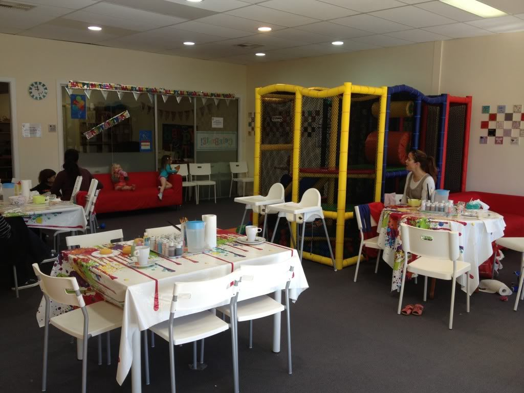 The Pottery Playroom Joondalup Kids Parties Perth Pinterest - Children's birthday parties joondalup