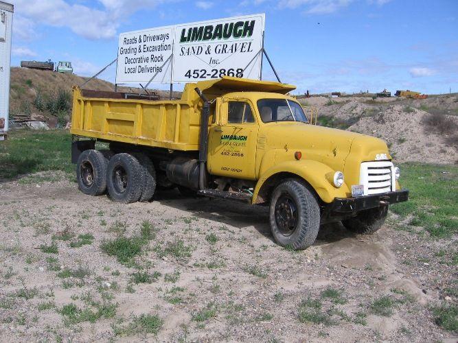 1950 Gmc Tandem Dump Truck Dump Trucks Trucks Old Trucks