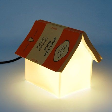 Book Rest Lamp | Find Me A Gift