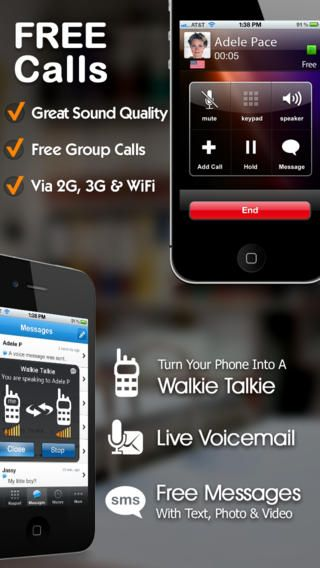 Transform your voice calls in real time with the app Call