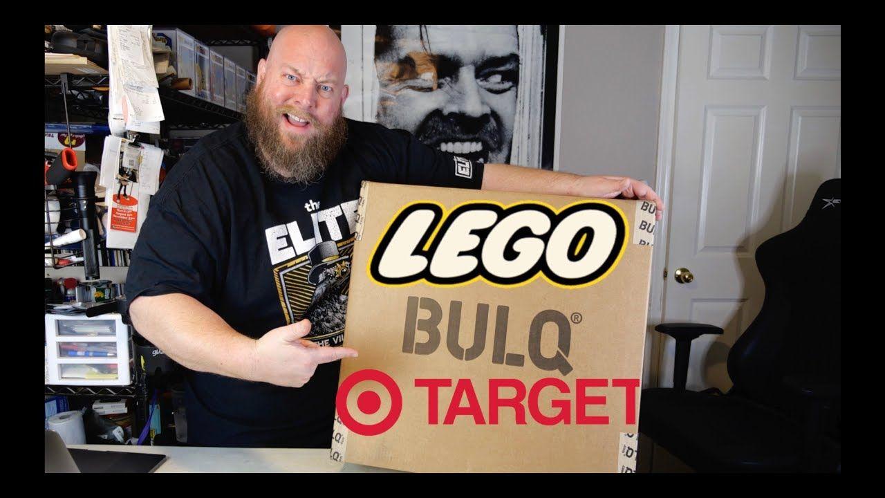 I bought a 638 Target Customer Returns LEGO & TOYS