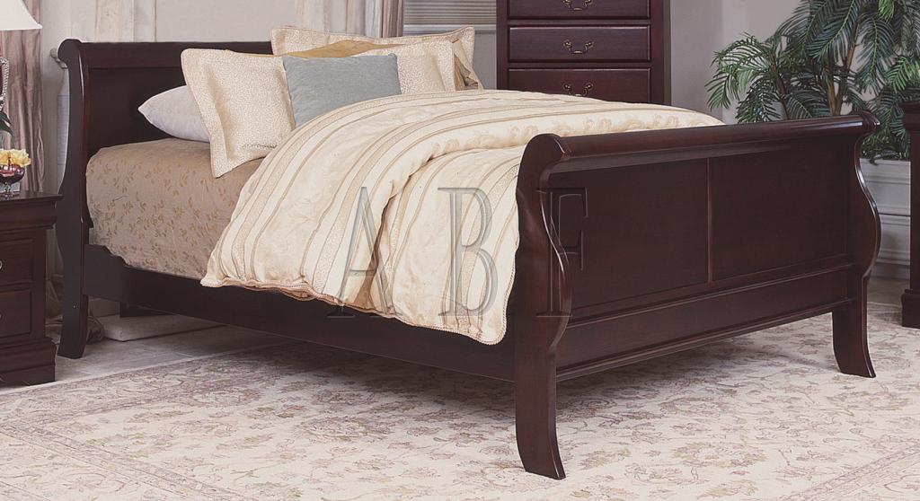 Baby Louis Philip Queen Bed Atlantic, Atlantic Furniture And Bedding Jacksonville Nc