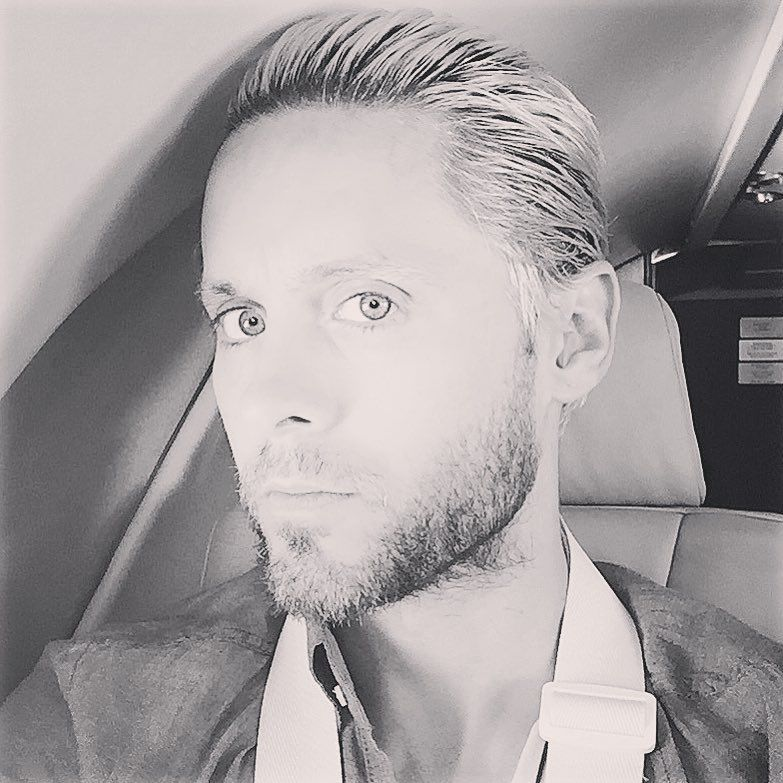Jared Leto On Instagram Ghost On A Plane Greatwideopen