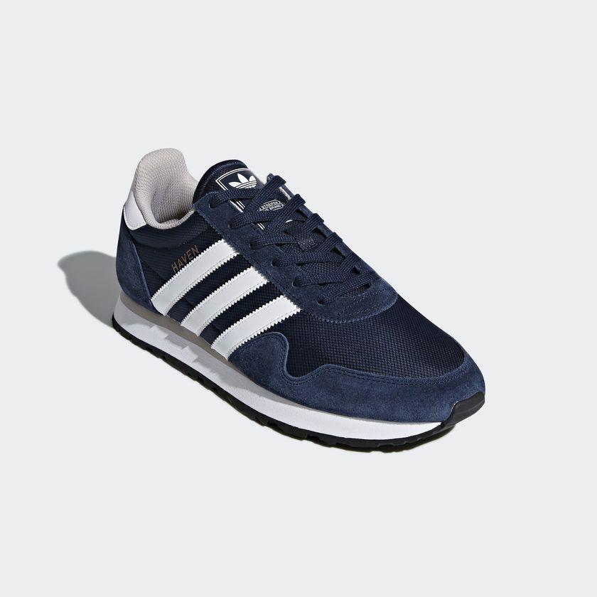 Muestra Alternativa Presentar  adidas Haven Shoes - Blue | adidas UK | Zapatos