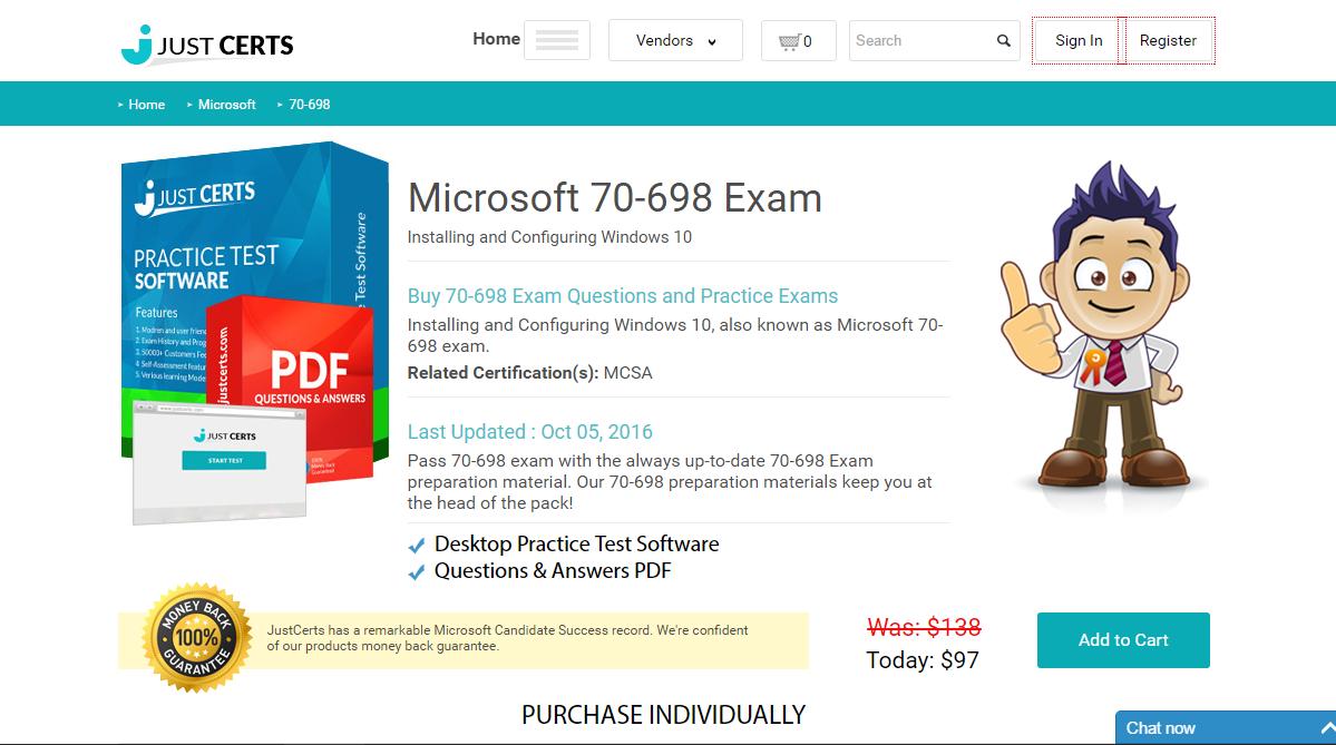 70 698 exam questions get new 2018 microsoft windows 10 70 698 rh pinterest com AAPC Test Dates AAPC Test Dates