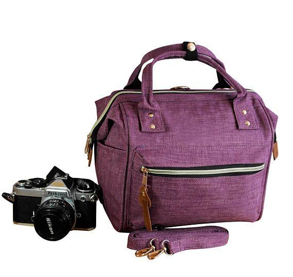 Digital Slr Camera Bag Dslr Purse Uni
