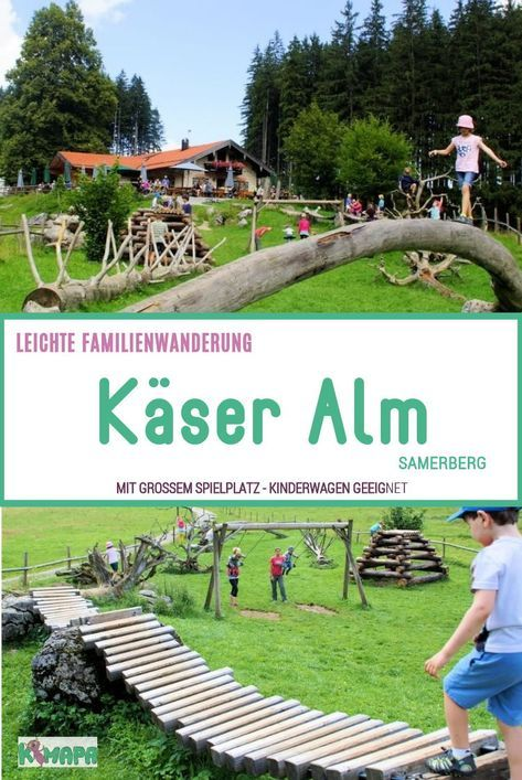Photo of Käser Alm – Samerberg | KiMaPa Kids on Tour – KiMaPa