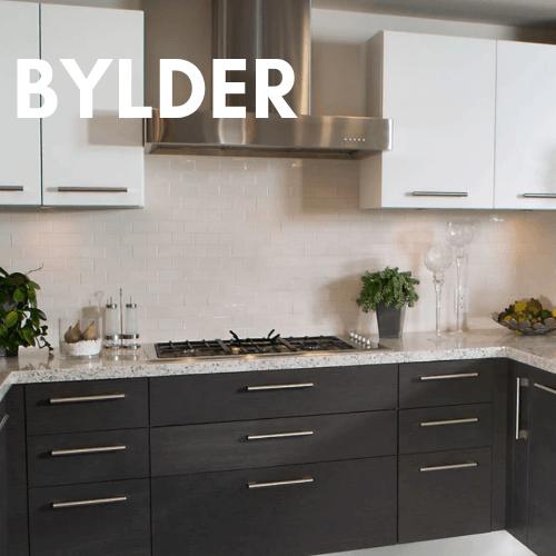 Value Based Modern European Cabinetry Is Why The Bylder Line