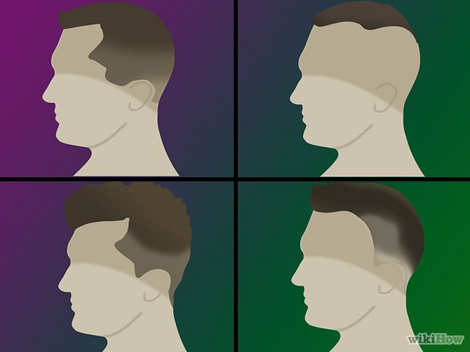 3 Ways to Cut a Fade Haircut - wikiHow