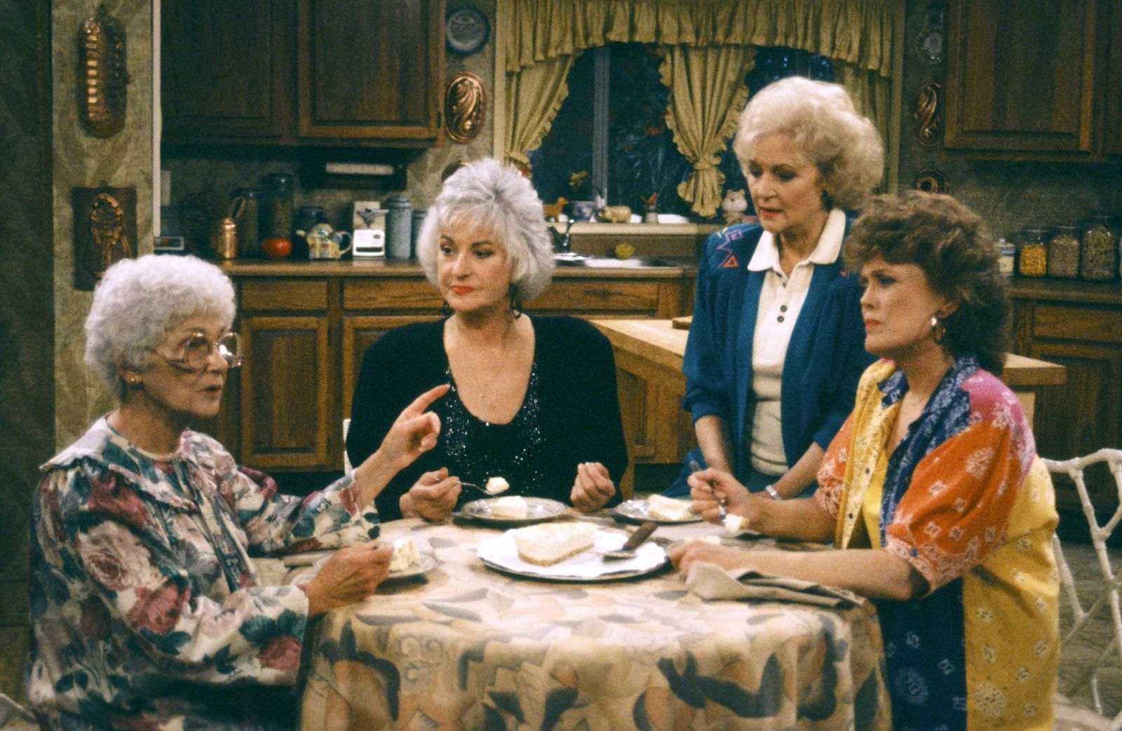 The Story Behind Betty White and Bea Arthurs Infamous Feud