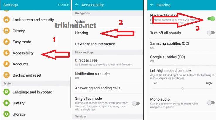 Cara Menghidupkan Lampu LED Samsung J5 Dengan Mudah | Trik Indonesia