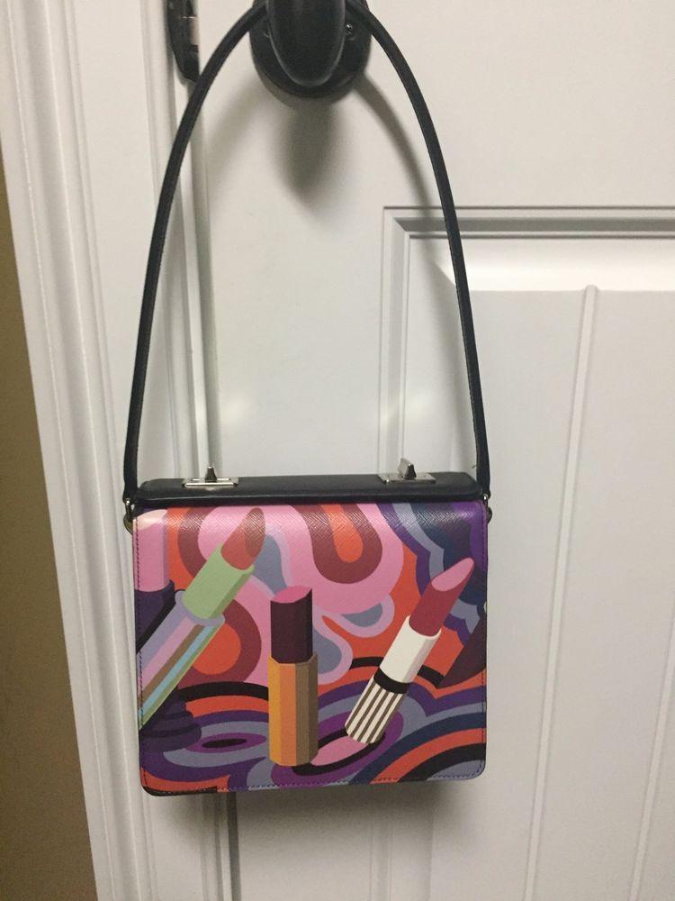 c3aeb5776e947a Prada Saffiano Print Lipstick shoulder bag #Prada #ShoulderBag ...