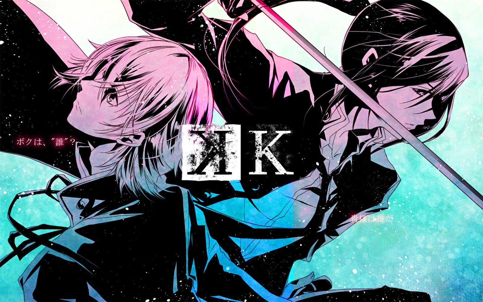 Project Yashiro Isana Yatogami Kuroh Anime Sword Katana Hd Wallpaper K Project K Project Anime Anime Shows