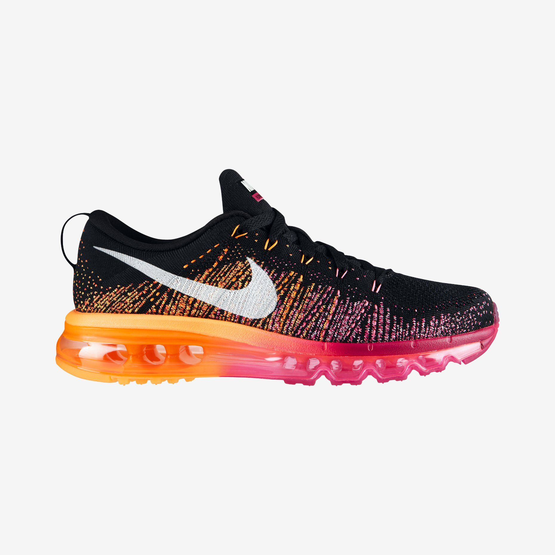 sports shoes a4f78 02ff8 Nike Store. Nike Flyknit Air Max Women s Running Shoe