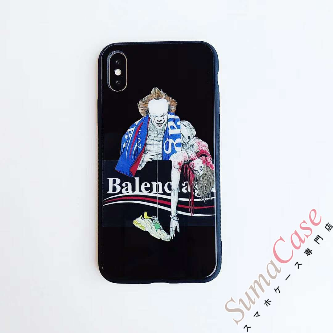 c147805134 バレンシアガ iphone xケース ドラゴンボール ジャケット型 ブランド アイフォン6s レザーカバー 薄型化 iphone8/