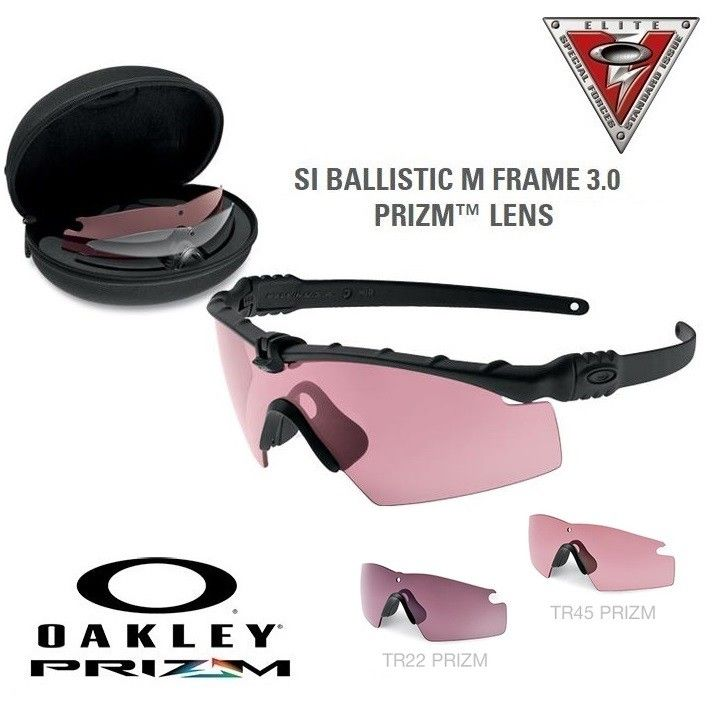3a4f229b51 Oakley PRIZM SI Ballistic M Frame AGRO 3.0 Strike Array