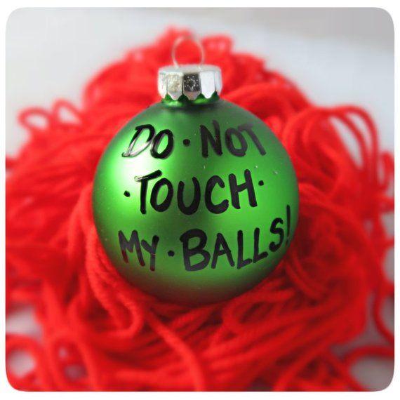 Funny christmas ornament, naughty husband gift, gag gift for husband, funny christmas  decorations, g - Funny Christmas Ornament, Naughty Husband Gift, Gag Gift For Husband