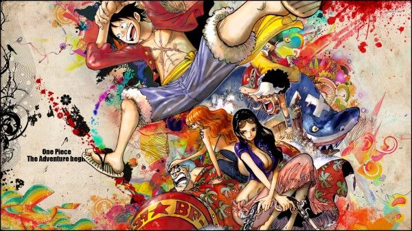 One Piece Wallpaper Widescreen One Piece New World Anime One One Piece Anime One piece wallpaper for keyboard