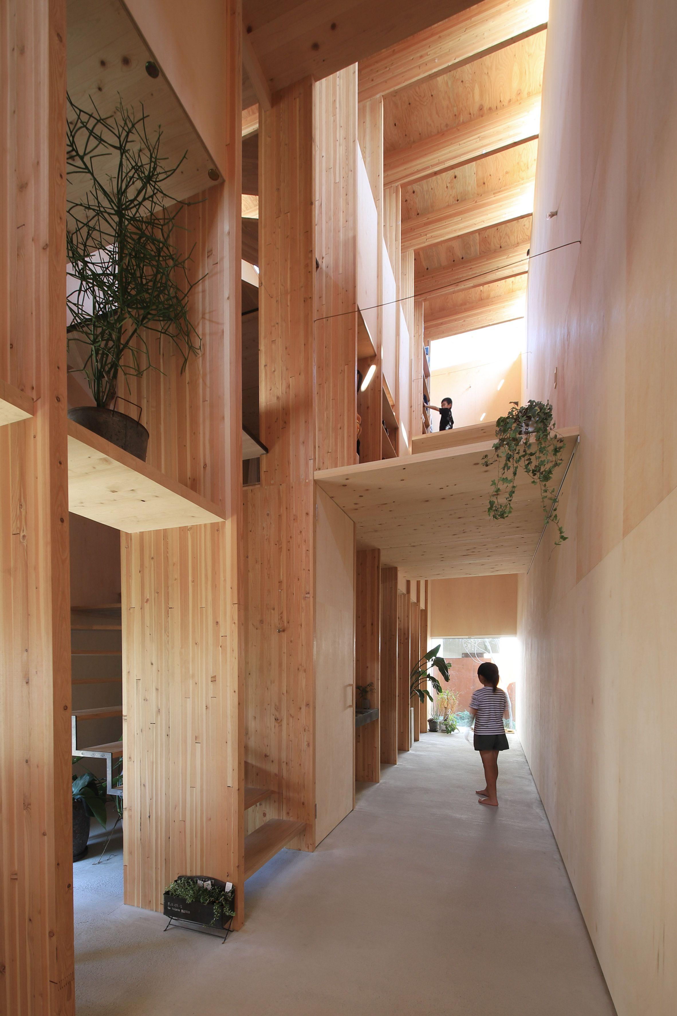 Httpswwwdezeencom20180831T Noie Minimalist House Japan Katsutoshi Sasakiutm Medium=Email&Utm Campaign=Daily%20Dezeen%20Di