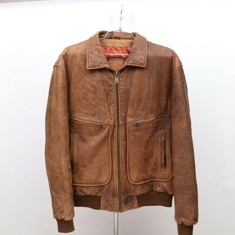 Classic Brown Leather Jacket Vintage By Pour Le Sport Men S Size 40 Pourlesport Leatherjacket Leather Jacket Vintage Leather Jacket Jackets [ 1000 x 1000 Pixel ]