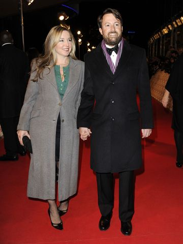 David Mitchell And New Wife Victoria Coren Step Out As A Celebsnow