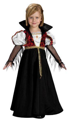 Toddler Costume, Royal Vampira Halloween costumes Pinterest - toddler girl halloween costume ideas