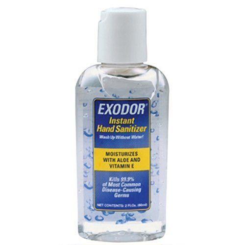 Walex Oth20002 Exodor Hand Sanitizer 20 Oz Hand Sanitizer