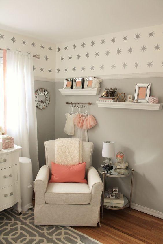 Cómo Decorar con sofás el cuarto del bebé | Room Inspo | Cuarto de ...