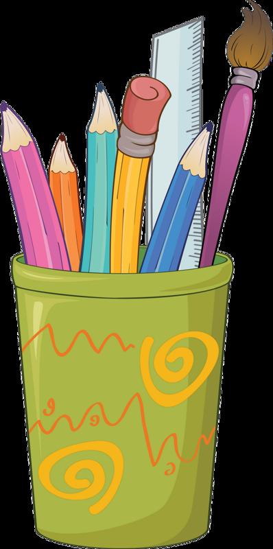 Crayons Stylos Page 33 Clip Art School Supplies School Pictures
