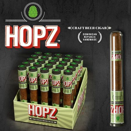 Hopz Craft Beer by Mikes Cigars