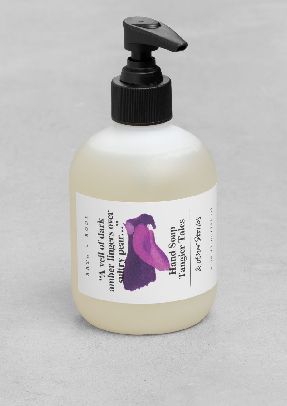 Other Stories Tangier Tales Hand Soap Cruelty Free Makeup Brushes Soap Cruelty Free Makeup