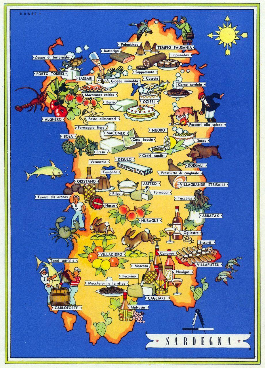 Sardegna tipico italia ricettetradizionali for Roma prodotti tipici