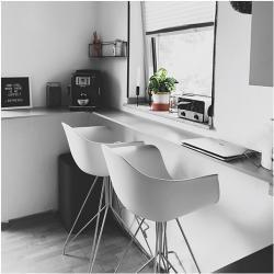 Photo of Taburete de bar Moda con reposabrazos Cd1 – negro 74cm pata y soporte: cobre Cult Furniture