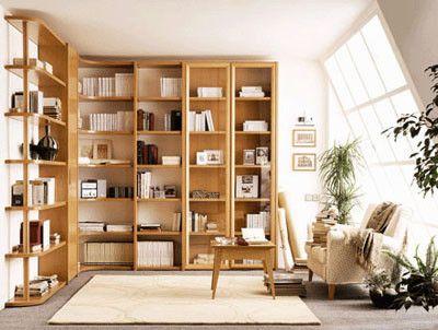 Bibliotecas living room pinterest linio bibliotecas for Biblioteca cologne