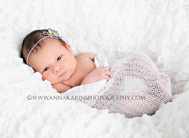 Fresh little newborn baby girl baton rouge newborn baby photographer
