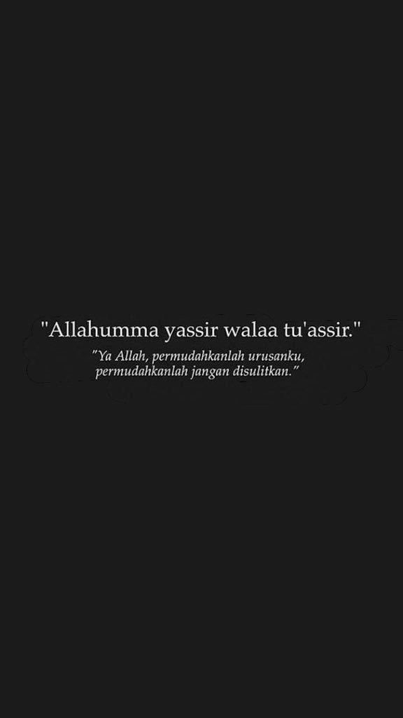 Aamiin Islamic Quotes Kutipan Motivasi Motivasi