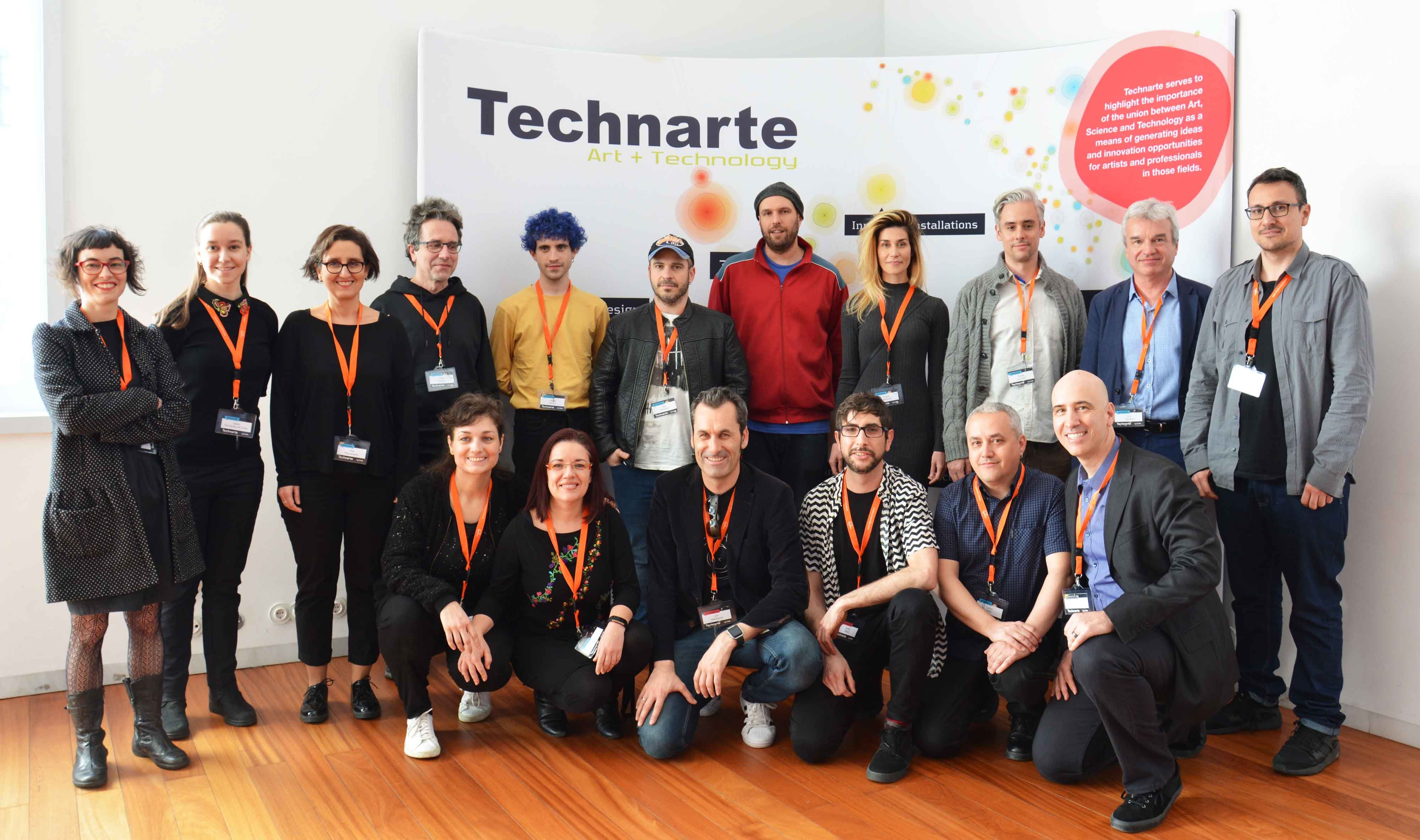Technarte 2018 Call for artists Art and technology