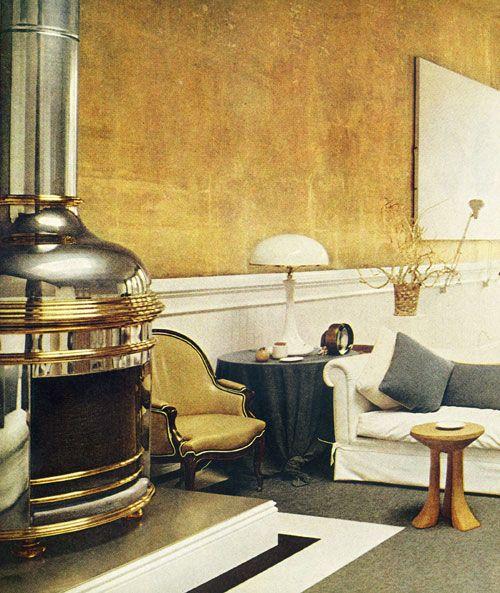 John Dickinson S Closet Vintage Interiors Classic Interior