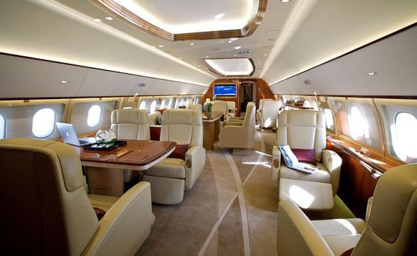 Inside The World S Most Luxurious And Expensive Aeroplane Seats Viagens Luxo