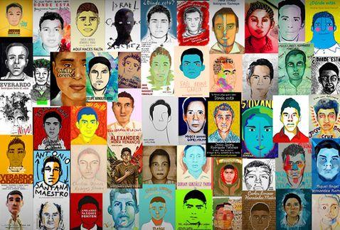 A un año y siete meses de la noche de Iguala, no sabemos dónde están los 43 desaparecidos. Esa realidad atroz genera en las familias de las ...