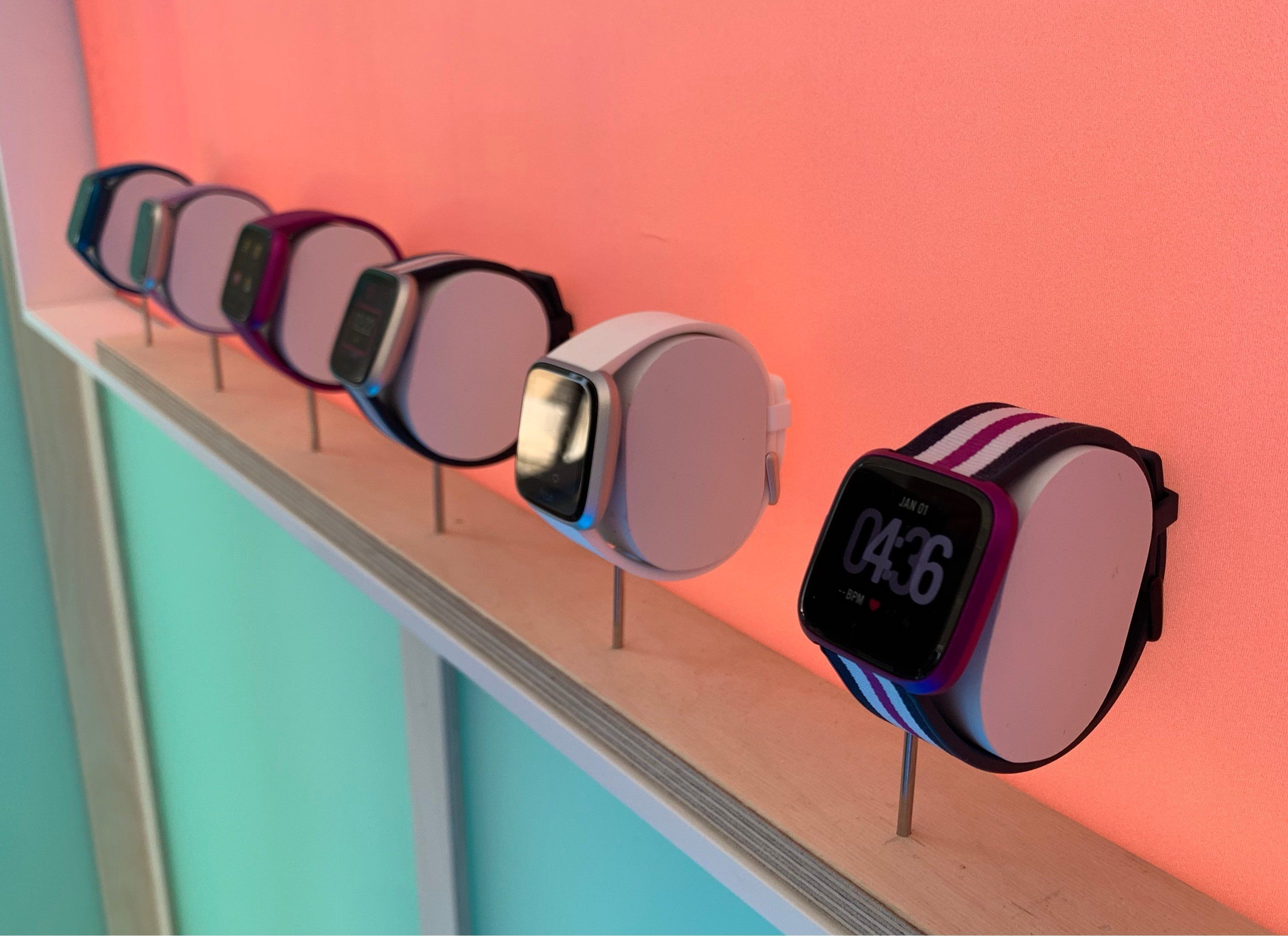 Fitbit unveils 4 new wearables ahead of premium health