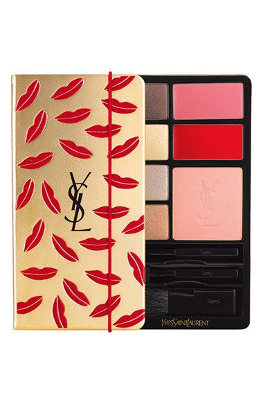 Yves Saint Laurent Yves Saint Laurent 'Kiss & Love' Palette (Limited Edition) available at #Nordstrom