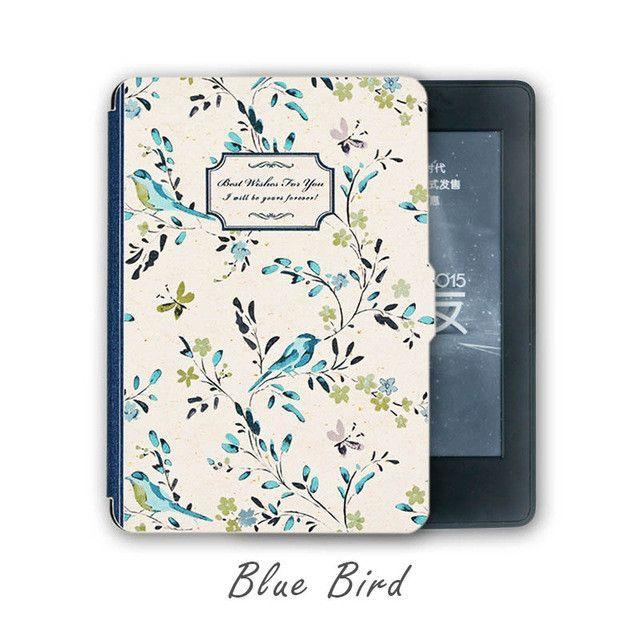 e354717d0a0d Kindle Paperwhite Case Van Gogh Design Skin