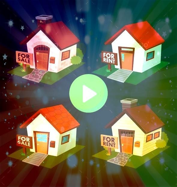 For Sale And RentHouse For Sale And Rent Houses Clipart Houses Clip Art Buildings Clipart Cottage  Etsy 夢を叶える方法理想的な人生を手に入れて幸せになるための幸せマップ目...