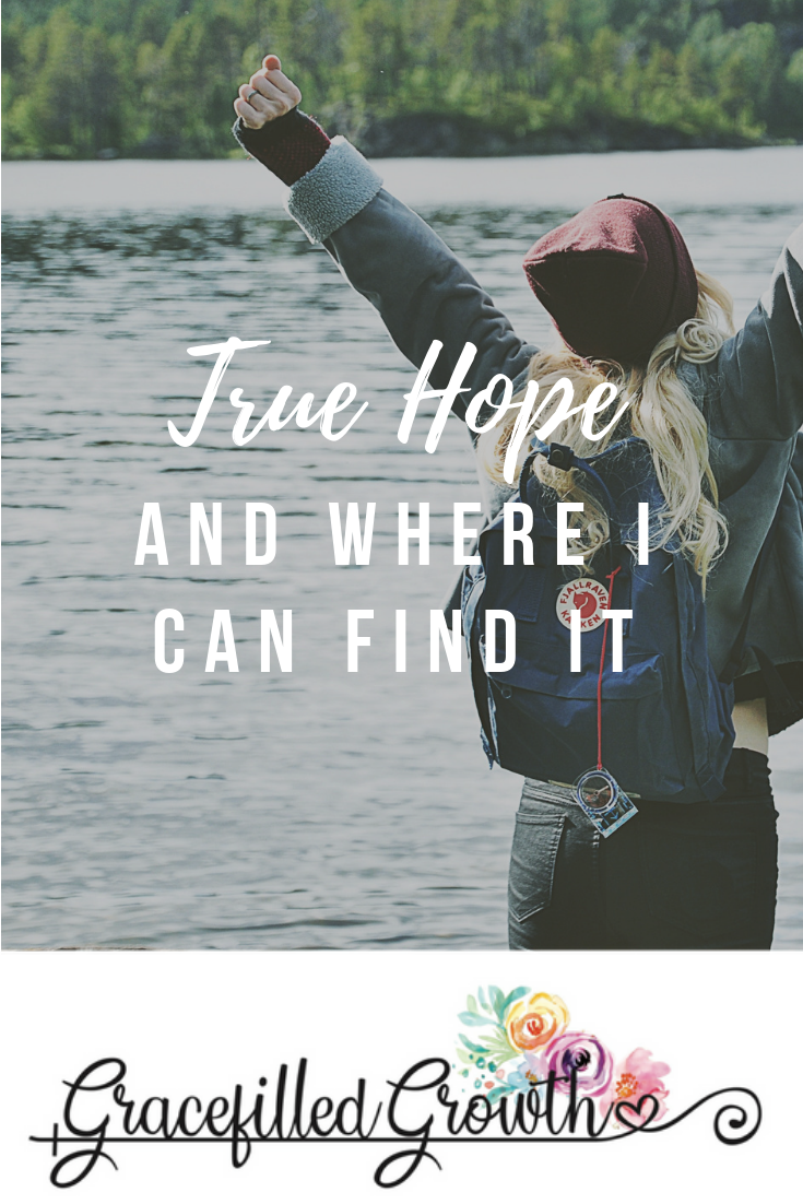 How find hope hopless