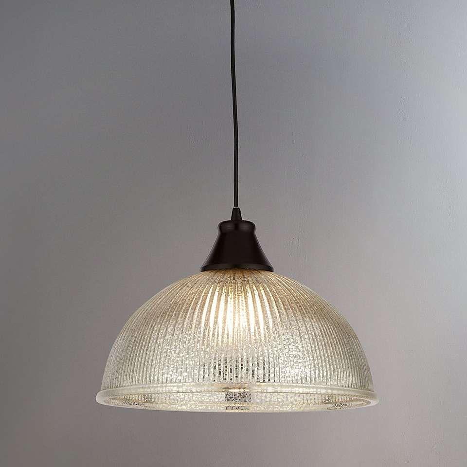Mara mercury glass light fitting in 2019 georgian house light
