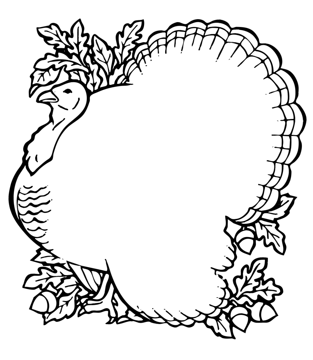 Thanksgiving - Google Search | kids Coloring pages and activity ...