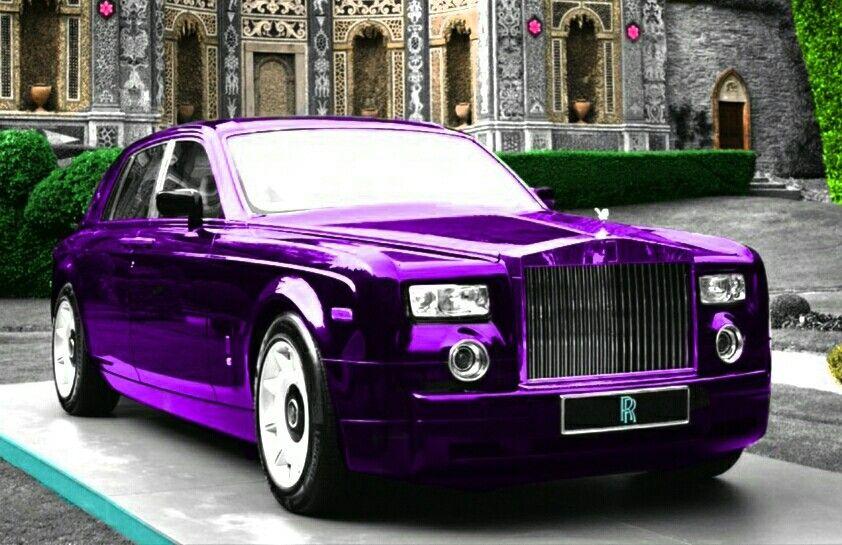 Purple Rolls Royce Royce Luxury Cars Rolls Royce
